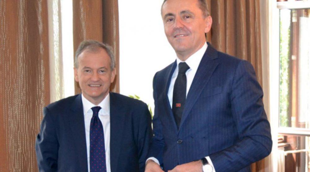 Razmotriti mogućnost sardanje sa Evropskim udruženjem procjenitelja